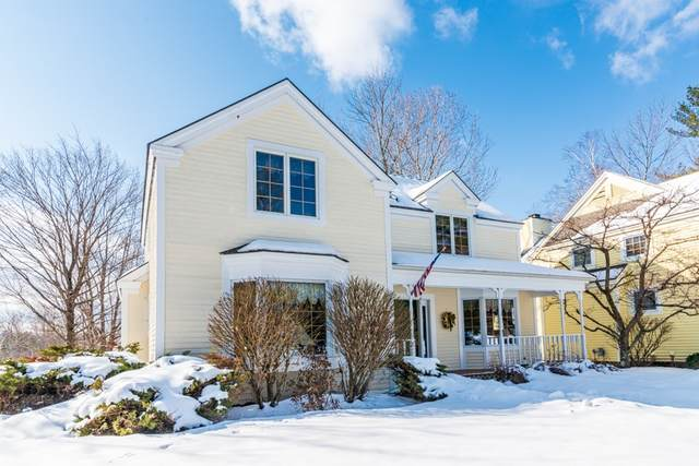 186 Village At Ormsby Hill #5, Manchester, VT 05255 (MLS #4795163) :: The Gardner Group