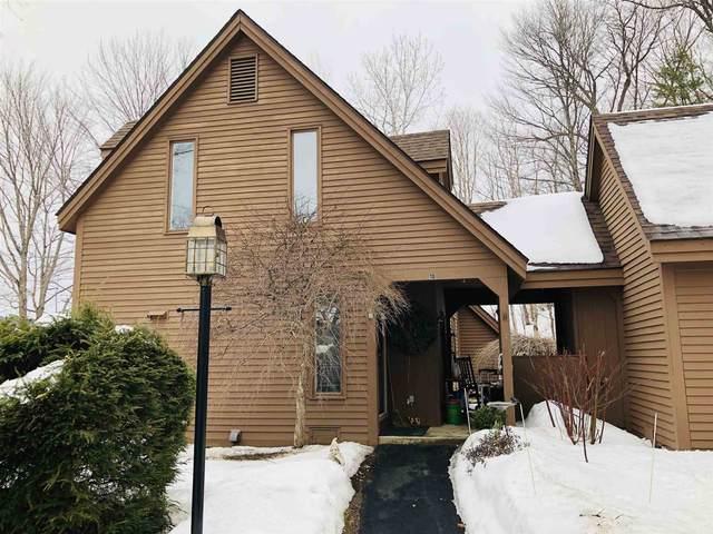 807 Murphys Road 1D, Hartford, VT 05059 (MLS #4795334) :: The Gardner Group