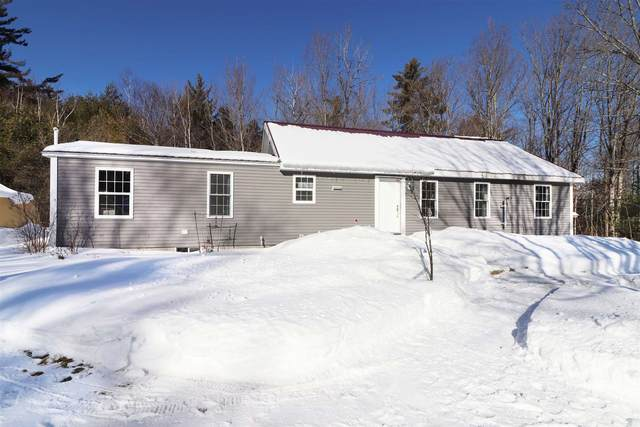 90 Thurley Road, Ossipee, NH 03814 (MLS #4795622) :: Lajoie Home Team at Keller Williams Realty