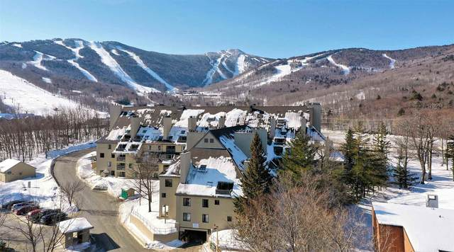 133 East Mountain Road 3-D-6, Killington, VT 05751 (MLS #4795642) :: The Gardner Group
