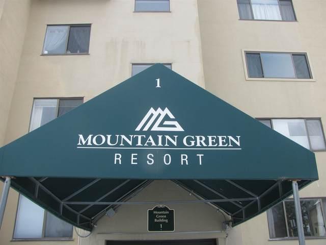 135 East Mountain Road 1-D-8, Killington, VT 05751 (MLS #4796541) :: The Gardner Group