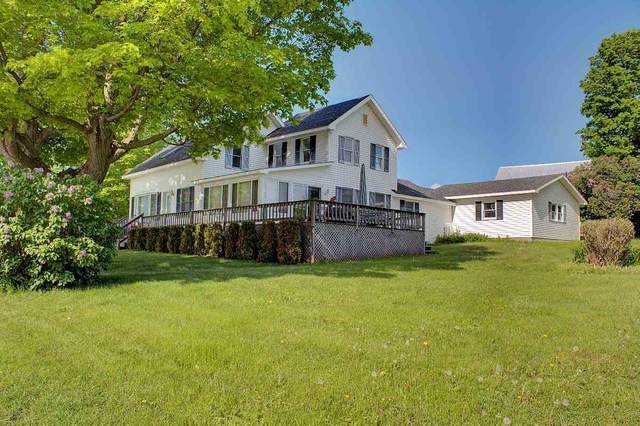 1227 East Shore Road, Isle La Motte, VT 05463 (MLS #4796607) :: The Hammond Team