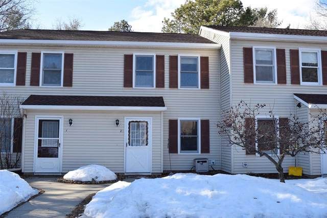 157 River Bend Lane #2, Colchester, VT 05446 (MLS #4796775) :: The Hammond Team