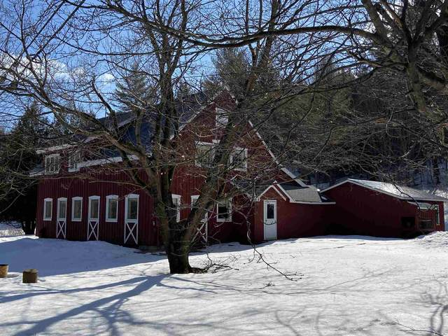 705 Mill Brook Road, Fayston, VT 05673 (MLS #4796900) :: Signature Properties of Vermont