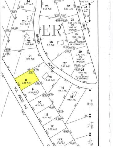Lot 8 Conway Road, Madison, NH 03849 (MLS #4796914) :: Signature Properties of Vermont