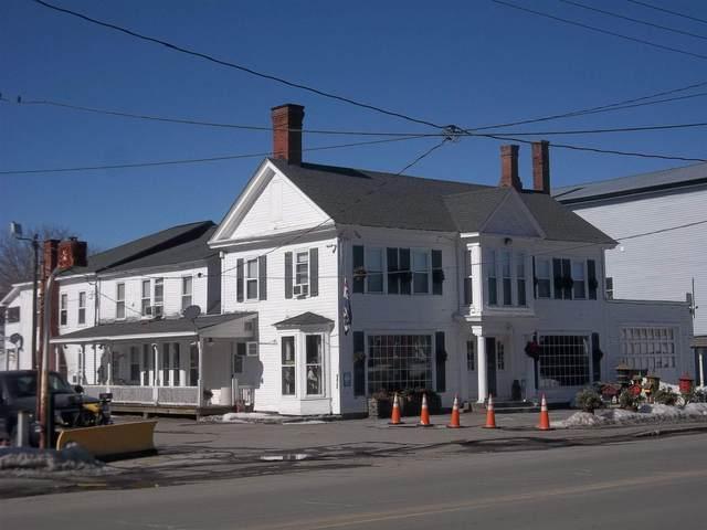115/117 Main Street, Colebrook, NH 03576 (MLS #4797036) :: Signature Properties of Vermont