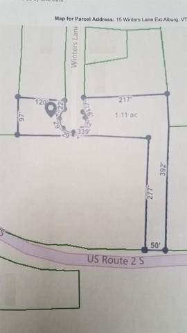 15 Winters Lane Extension, Alburgh, VT 05440 (MLS #4797702) :: The Hammond Team