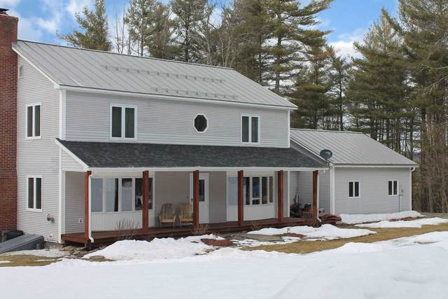 1639 Vermont Route 104 Route, Cambridge, VT 05444 (MLS #4797802) :: The Hammond Team
