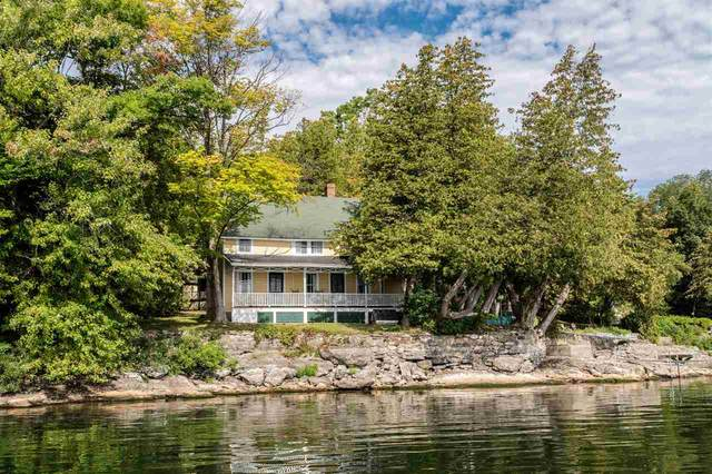2751 Thompson's Point Road, Charlotte, VT 05445 (MLS #4797874) :: Hergenrother Realty Group Vermont