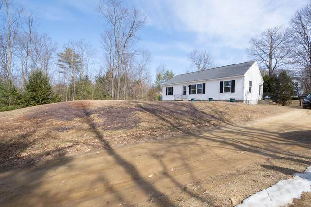 43 Nutter Circle, Barnstead, NH 03225 (MLS #4798266) :: Keller Williams Coastal Realty