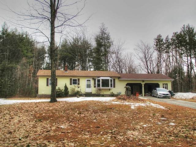 83 Smith Road, Milton, VT 05468 (MLS #4798507) :: The Gardner Group