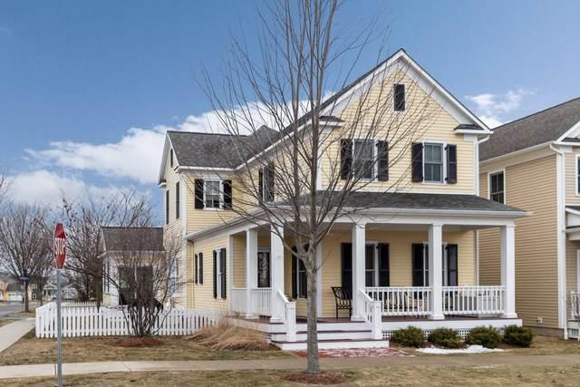 32 Dewey Place, South Burlington, VT 05403 (MLS #4798567) :: The Gardner Group