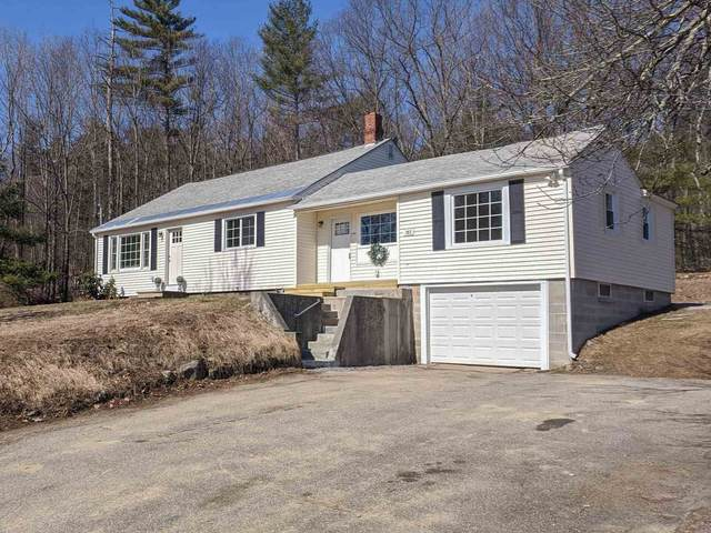 157 Tirrell Hill Road, Goffstown, NH 03045 (MLS #4798659) :: Lajoie Home Team at Keller Williams Realty
