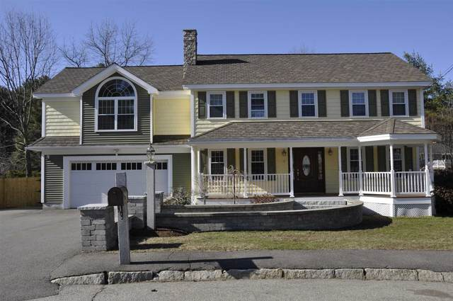 8 Ferncroft Drive, Nashua, NH 03063 (MLS #4799253) :: Lajoie Home Team at Keller Williams Realty