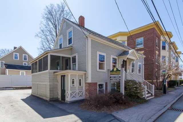 31 Warren Street, Concord, NH 03301 (MLS #4799330) :: Team Tringali