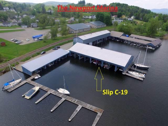 197 Farrants (Boat Slip C-19) Point C-19, Newport City, VT 05855 (MLS #4799432) :: Team Tringali