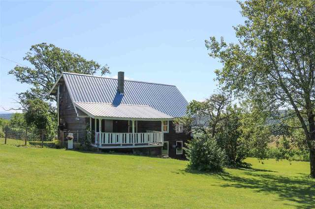 22 Young Road, Orwell, VT 05760 (MLS #4799436) :: The Hammond Team