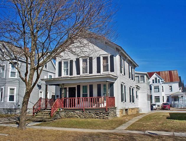 50 Church Street, Rutland City, VT 05701 (MLS #4799442) :: The Gardner Group