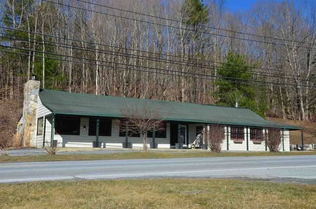 1835 Vt Route 7A Route, Shaftsbury, VT 05262 (MLS #4799443) :: The Gardner Group
