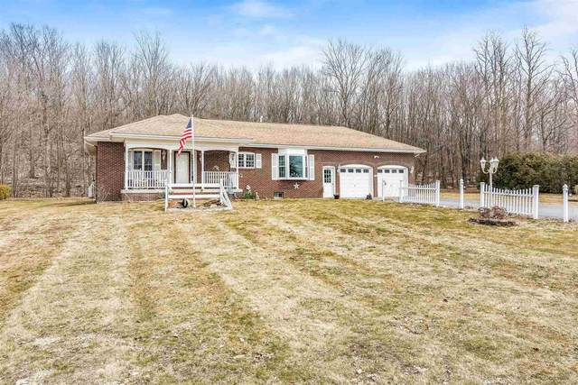 107 St. Albans Road, Swanton, VT 05488 (MLS #4799463) :: The Hammond Team