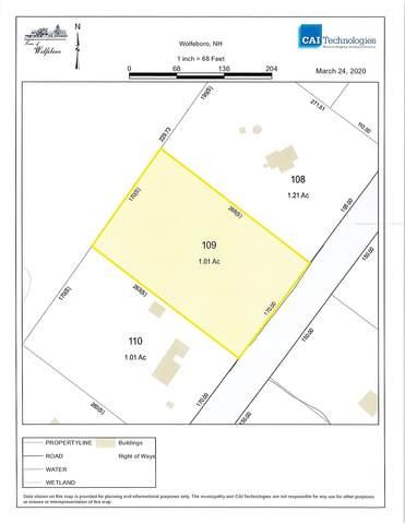 Lot 109 Winterhaven Road, Wolfeboro, NH 03894 (MLS #4799485) :: Team Tringali