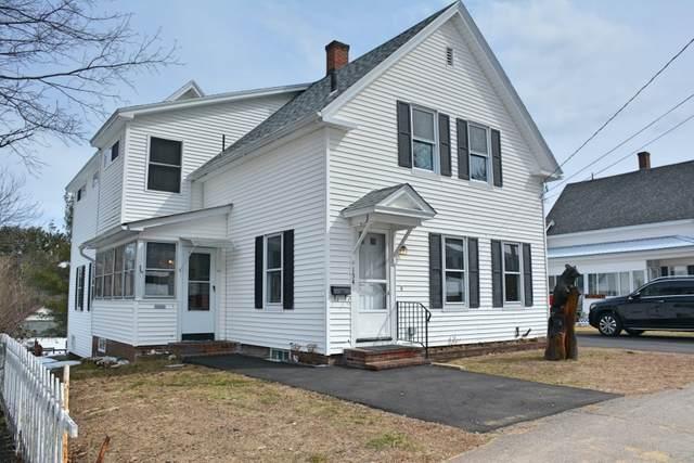 154 Winter Street, Laconia, NH 03246 (MLS #4799503) :: Team Tringali
