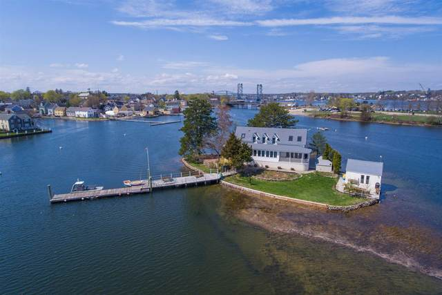 1 Round Island, Portsmouth, NH 03801 (MLS #4799546) :: Keller Williams Coastal Realty