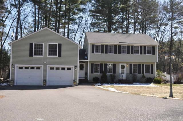 12 Evergreen Circle, Litchfield, NH 03052 (MLS #4799594) :: Lajoie Home Team at Keller Williams Realty