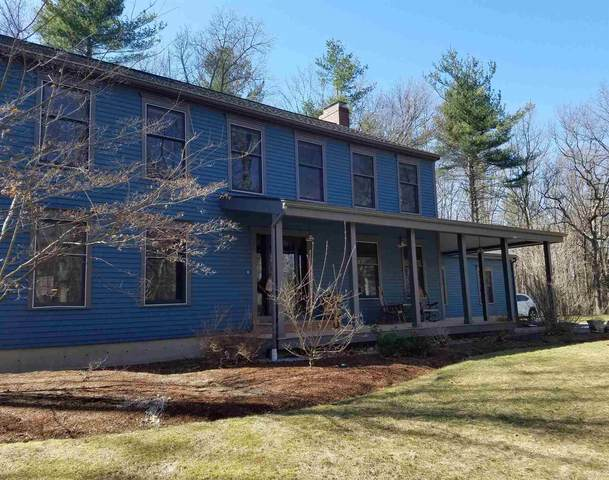 60 Horizon Drive, Bedford, NH 03110 (MLS #4799680) :: Lajoie Home Team at Keller Williams Realty