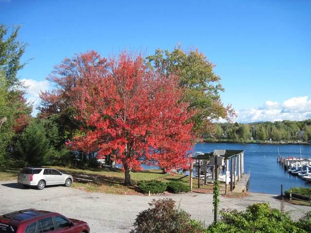 35 Bay Street Boatslip #34 An, Wolfeboro, NH 03894 (MLS #4799714) :: Keller Williams Coastal Realty