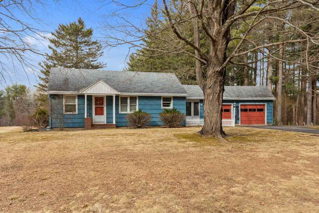 48 Tuttle Lane, Dover, NH 03820 (MLS #4799815) :: Keller Williams Coastal Realty