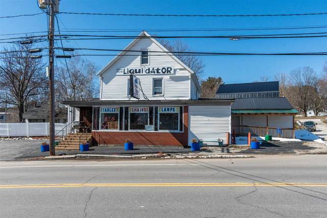 63 N Main Street, Boscawen, NH 03303 (MLS #4799960) :: Lajoie Home Team at Keller Williams Gateway Realty