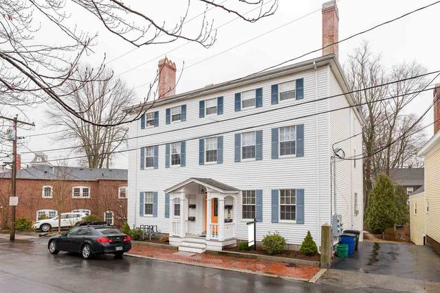 64 Austin Street #2, Portsmouth, NH 03801 (MLS #4800091) :: Keller Williams Coastal Realty