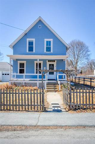 57 Maple Street, Lebanon, NH 03784 (MLS #4800131) :: Keller Williams Coastal Realty
