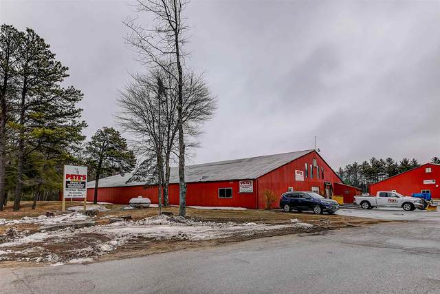 10 Eastern Avenue, Conway, NH 03813 (MLS #4800208) :: Signature Properties of Vermont