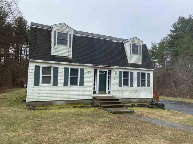 49 Wiley Hill Road, Londonderry, NH 03053 (MLS #4800318) :: Team Tringali