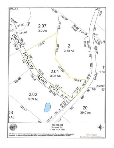 1 Brook Hollow Road, Belmont, NH 03220 (MLS #4800442) :: Signature Properties of Vermont