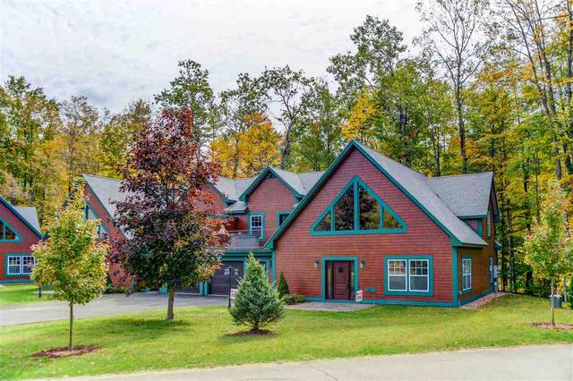 101 Cranmore Road #8, Conway, NH 03860 (MLS #4800490) :: Lajoie Home Team at Keller Williams Realty