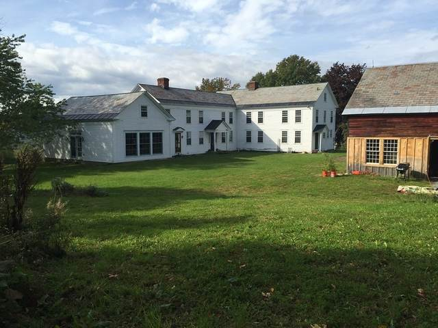 428 Town Hill Road, Whitingham, VT 05361 (MLS #4800534) :: The Gardner Group