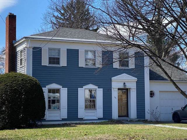 321 South Willard Street, Burlington, VT 05401 (MLS #4800607) :: The Gardner Group