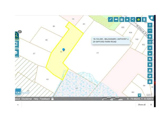 00 High Street, Stratham, NH 03885 (MLS #4800679) :: Keller Williams Coastal Realty
