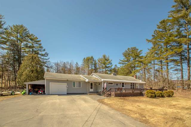 456 Brown Road, Northumberland, NH 03582 (MLS #4800797) :: Jim Knowlton Home Team