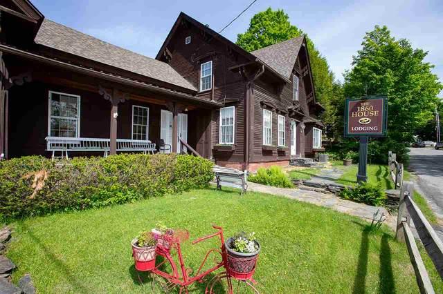 73 School Street #1, Stowe, VT 05672 (MLS #4800956) :: Keller Williams Coastal Realty