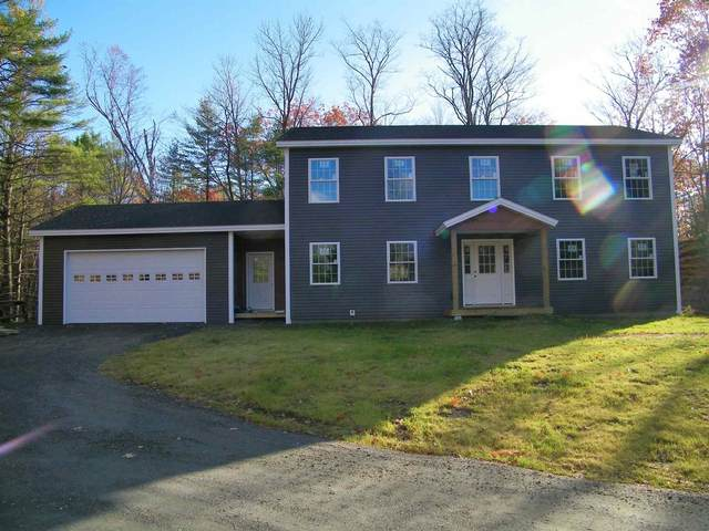 1004 New Boston Road, Norwich, VT 05055 (MLS #4801257) :: Hergenrother Realty Group Vermont