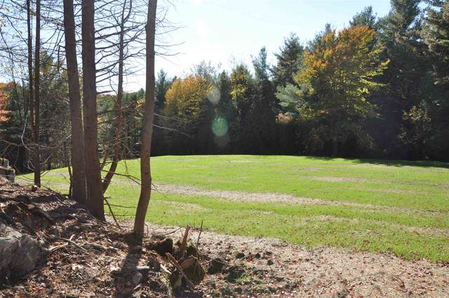 Lot 6 Finney Ridge Lot 6, Shelburne, VT 05482 (MLS #4801374) :: Signature Properties of Vermont