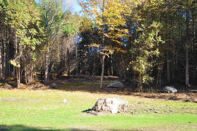 Lot 5 Finney Ridge Pond Rd, Shelburne, VT 05482 (MLS #4801375) :: Signature Properties of Vermont