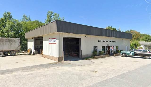 212 Benmont Avenue, Bennington, VT 05701 (MLS #4801511) :: The Gardner Group