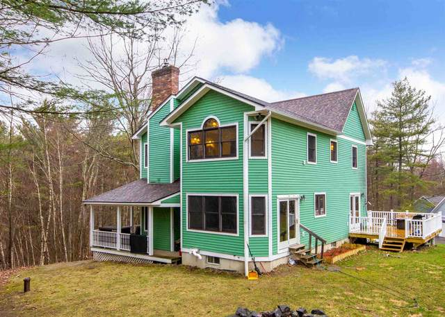 2260 South Road, Williston, VT 05495 (MLS #4802085) :: The Gardner Group