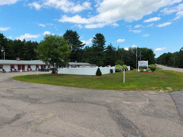 2626 East Main Street, Conway, NH 03813 (MLS #4802432) :: Signature Properties of Vermont
