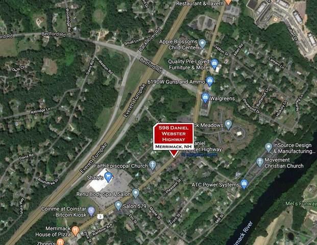 598 Daniel Webster Highway, Merrimack, NH 03054 (MLS #4802637) :: Team Tringali